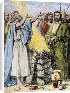 Mormon Ancient lamb sacrifices