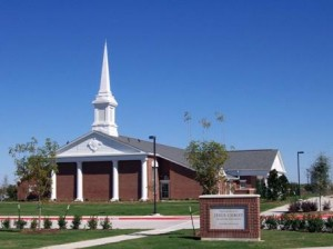 Mormon Chapel