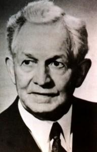 Mormon Prophet David O. McKay