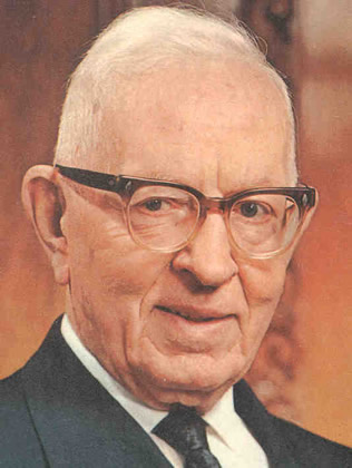 Mormon Joseph Fielding Smith