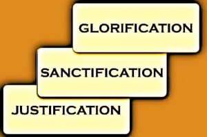 Justification-Sanctification-Glorification
