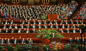 Mormon Quorum of the seventy