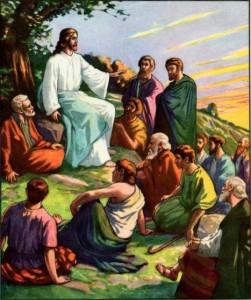 The Sermon on the Mount Matthew 5:1