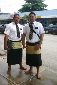 Mormon-Tonga missionaries