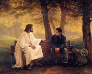 jesus-the-comforter mormon