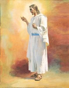 mornon-Jesus Christ